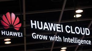 Huawei teknologiayhtiö Cloud Expo Asia 2019 -messuilla.