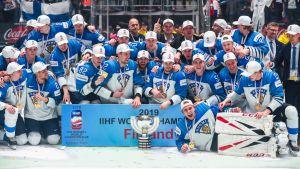 Suomen maailmanmestarijoukkue 2019
