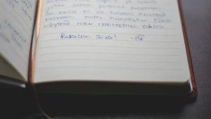 Isän päiväkirja