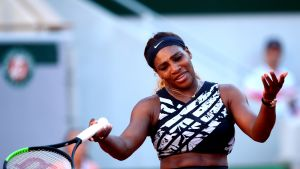 Serena Williams, Ranskan avoimet 2019