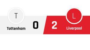 Tottenham - Liverpool 0-2