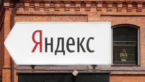 Yandexin pääkonttori sijaitsee Moskovassa. Kuva on otettu 20. toukokuuta.