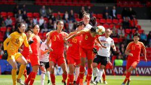 Kiina Saksa MM2019
