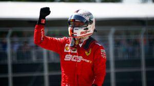 Sebastian Vettel, Montreal 2019