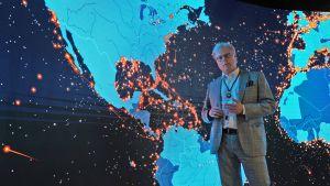 Wärtsilän viestintäjohtajan Atte Palomäen mukaan suhdannekäänteestä Yhdysvaltain markkinoilla ei ole vielä mitään merkkejä.