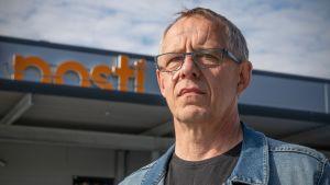 Postin Pohjois-Karjalan pääluottamusmies Jari Kontkanen
