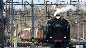 Ukko-Pekka oli aikanaan Valtion rautateiden voimakkain henkilöliikenteen höyryveturi.