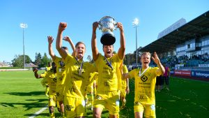 Ilves Suomen Cup voitto