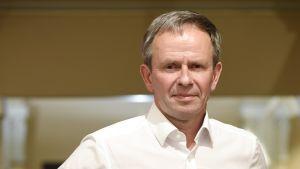 Lasse Mikkelsson on Liikuntakeskus Pajulahden toimitusjohtaja ja rehtori.