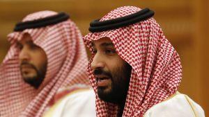 Kruununprinssi Mohamed bin Salman