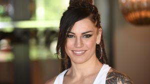 Nyrkkeilijä Eva Wahlström