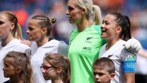 Uuden-Seelannin naisten jalkapallomaajoukkue