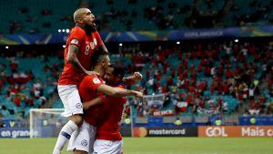 Chile juhlii maalia