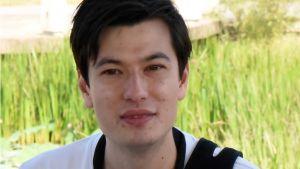 Alek Sigley on perthiläinen 29-opiskelija, joka puhuu koreaa sujuvasti.