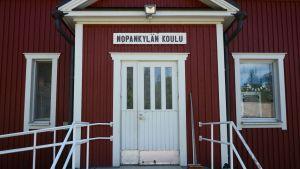 Nopankylän koulu, Ilmajoki.