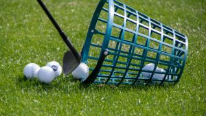 Golfpallokori
