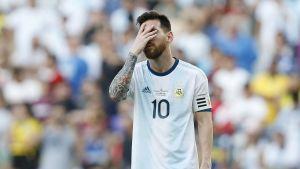 Messi Copa 2019