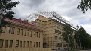 harjoittelukoulu Lapin yliopisto Rovaniemi