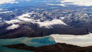 Ilmakuva Grönlannista