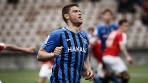 Interin Filip Valencic jalkapallon miesten Veikkausliigan ottelussa HIFK:a vastaan.