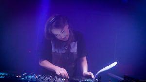 Katerina, DJ, VISIO Festival