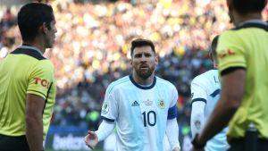 Lionel Messi Copa Americassa 2019