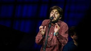 Salvador Sobral esiintyy loppuunmyydyssä konsertissa Jyväskylän Kesässä.