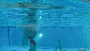 Swimming Jyväskylän Combo-taitotuintijoukkue.