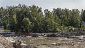 Putkirikko Jyväskylässä