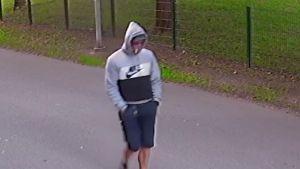 Lahdessa K-kaupan ryöstäjäksi epäilty mies