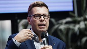 Åbo Akademin professori Kimmo Grönlund.