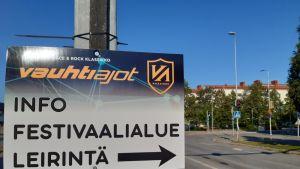 Seinäjoen Vauhtiajot järjestetään kesällä 2019 kuudennentoista kerran.