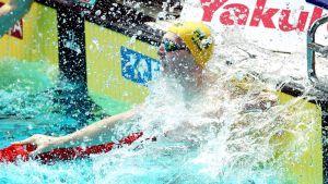 Matthew Wilson riemuitsi maailmanennätyksestä.