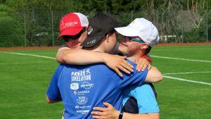 Down-urheilijoiden EM-kisat Tampere halaus
