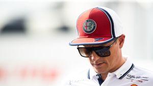 Kimi Räikkönen, Alfa Romeo.