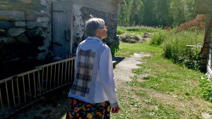 80-vuotias yrittäjä Eila Hanhela haluaa pelastaa kotitilansa tuleville polville.