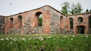 Vanhan Vaasan rauniot