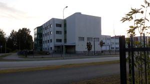 Sirkkalan koulurakennus Joensuussa.