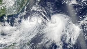 Sääsatelliitin kuva