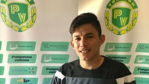 ToPV:n futsal-joukkueen riveihin siirtyvä brasilialainen Italo Bacilio Macedo Henrique.