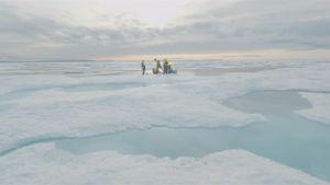 Arktiksen jäästä löytyy mikromuovia