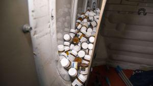 Rivotril-pillereitä