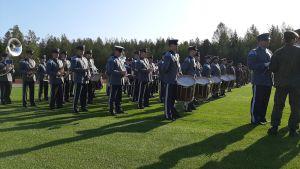 Valatilaisuus Jalasjärvellä 16. elokuuta 2019