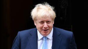 Britannian pääministeri Boris Johnson