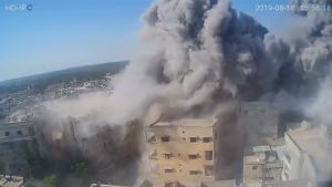 Taisteluita Idlibissä  16.8.