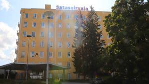 Satasairaala Porissa