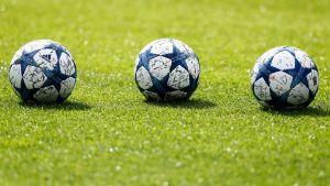 Jalkapallo kuvituskuva