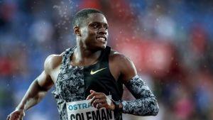 Christian Coleman 2019
