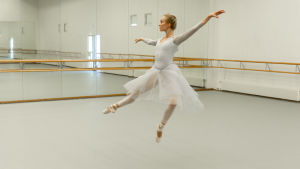 balettitanssija Elina Miettinen