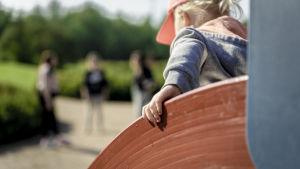 Lapsi äiti turvaverkko Oulu